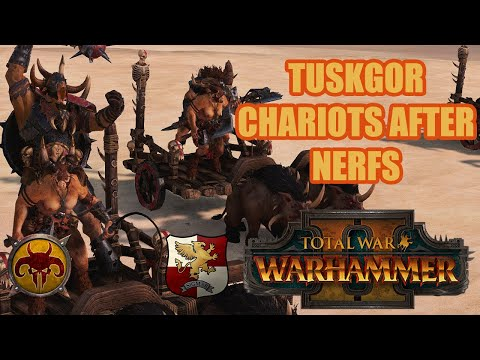 Are they still useable?   Beastmen vs The Empire   Total War: Warhammer 2  