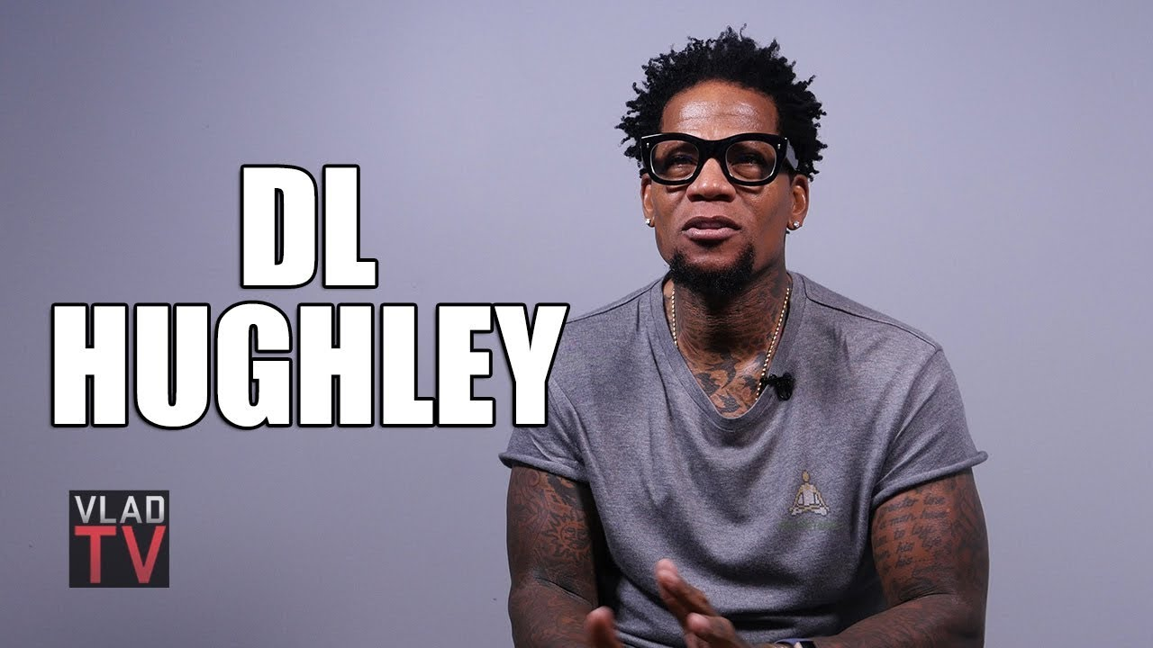 DL Hughley Laughs at Megyn Kelly Losing Job Over Blackface Comment (Part 7)