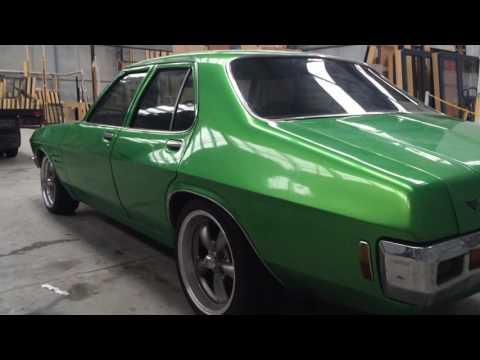 The Hulk - 1973 HQ Holden Kingswood