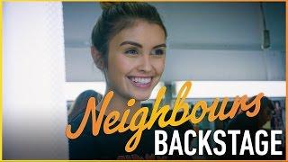 Neighbours Backstage - Sarah Ellen Set Tour
