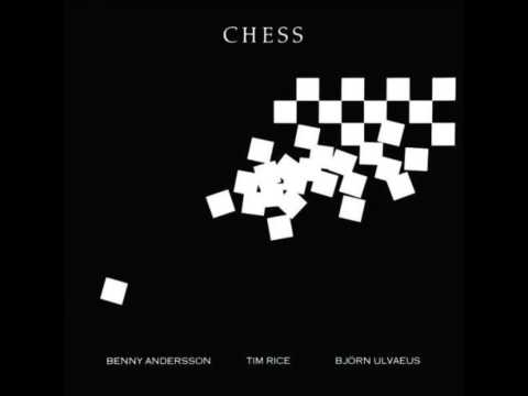 CHESS   ORIGINAL CONCEPT ALBUM COMPLETE