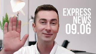 Экспресс-новости 09.06.2020: все самое важное и интересное - об этом должен знать каждый