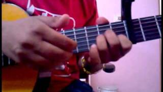 Learn TERA MERA PYAR ( KUMAR SANU) strumming explained -PART 2- on guitar