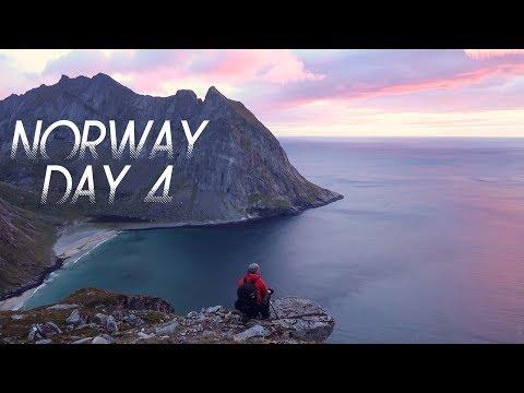 Lofoten, Norway - Day 4 - Ryten