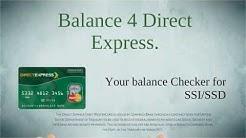 Balance 4 Direct Express