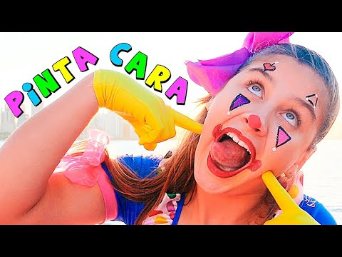 PINTA CARA (Clipe Oficial) MUSICA da Cantora Mileninha - 12 anos