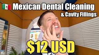 "$12 MEXICAN DENTAL CLEANING (HELP!) by Dentist ""Janet"" 🇲🇽 Oaxaca City, Mexico [DENTAL TOURISM]"