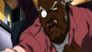The Boondocks: Uncle Ruckus Stomp em in the nuts