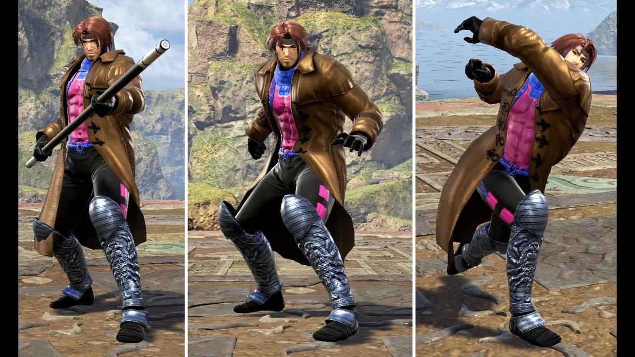 SoulCalibur 6 Character Creation Tutorial: Gambit