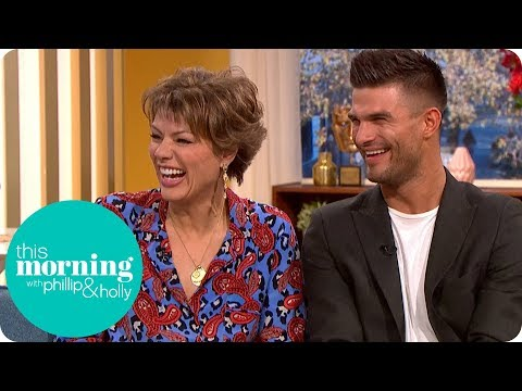 Kate Silverton on Strictly: I've Gone Down Two Dress Sizes! | This Morning