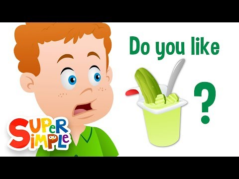 Do You Like Pickle Pudding? | Super Simple Songs