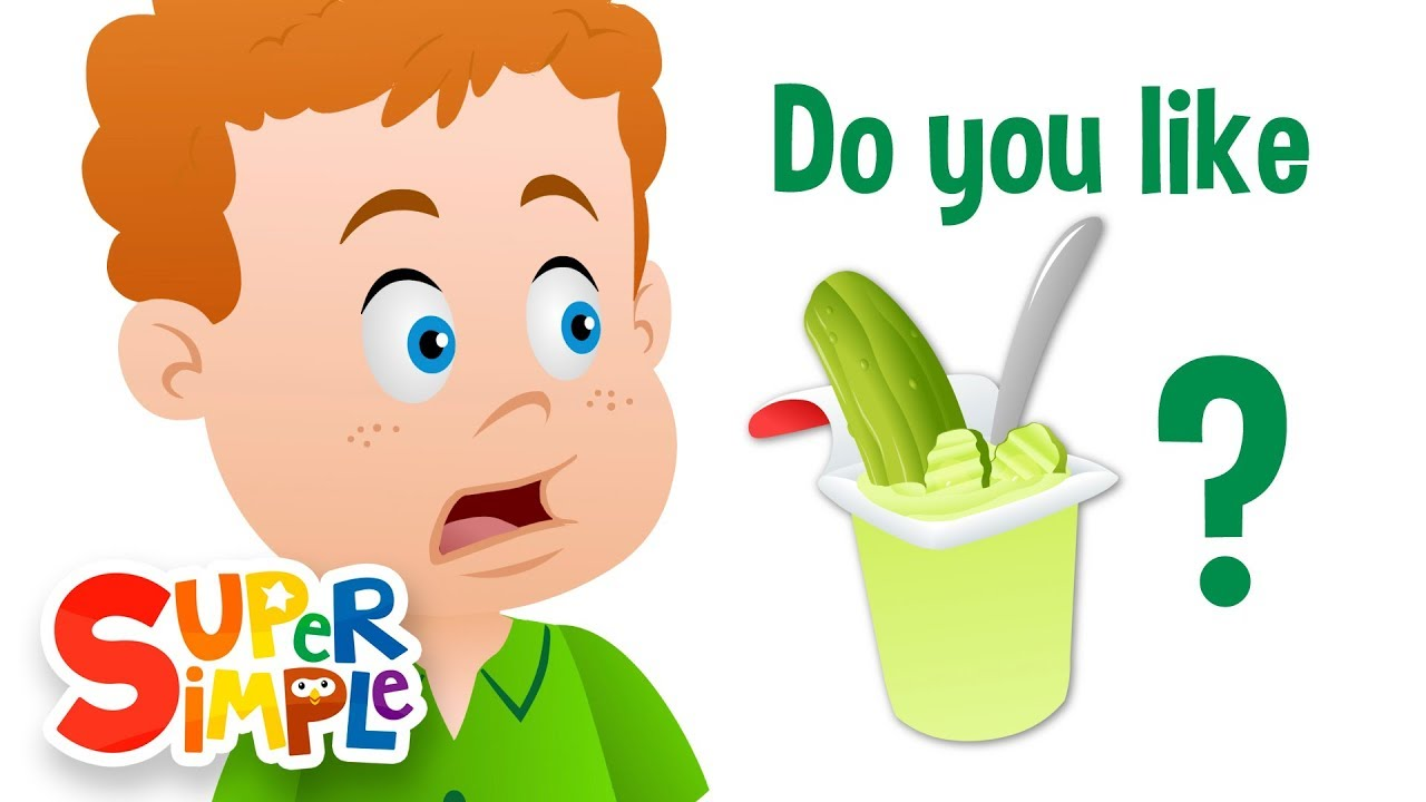 Do You Like Pickle Pudding?  Super Simple Songs  Youtube
