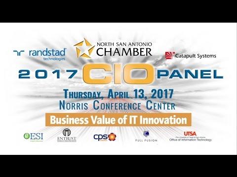 2017 CIO Panel - IT Innovation, Digital Disruption and Strategic Planning