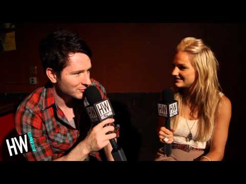 Owl City Admits Taylor Swift Crush -- Adam Young 20 Questions!!