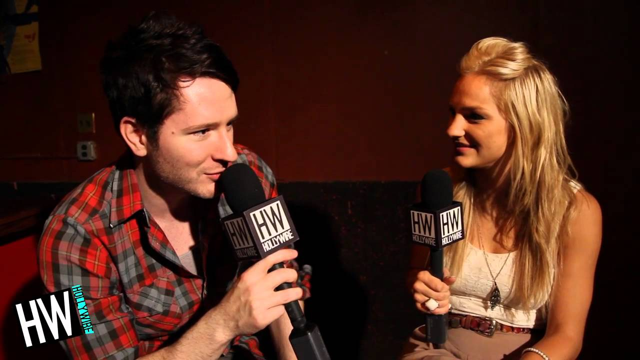 Owl City Admits Taylor Swift Crush Adam Young 20 Questions Youtube