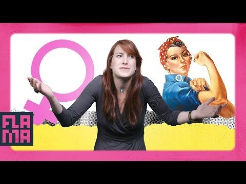 Sexist Youtube - Joanna Rants