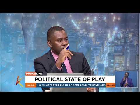 Cheruiyot: Both Tanga Tanga and Kieleweke disagreed with Tuju at Jubilee meeting | Punchline Part 1