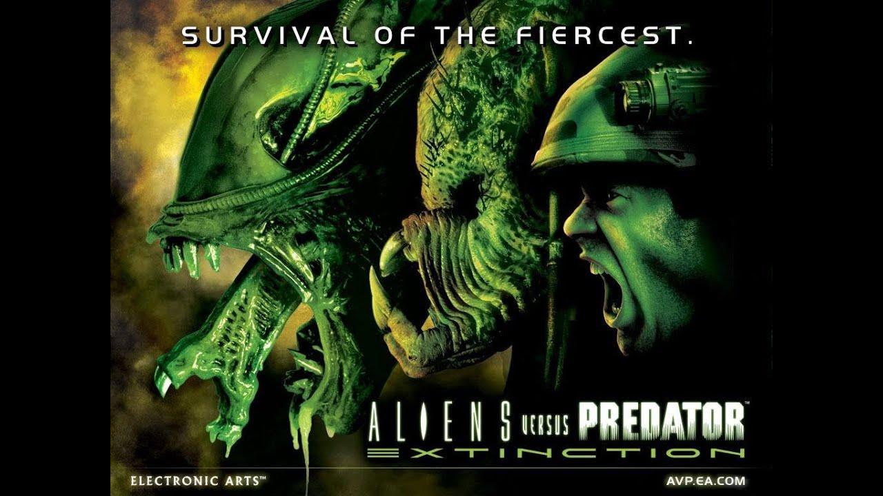 Aliens Vs Predator Ext...