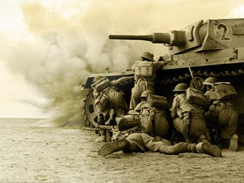 Africa Corp The British Held El Alamein Victory