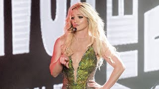 Britney Spears - Break the Ice &amp Piece Of Me (Live In Asia)