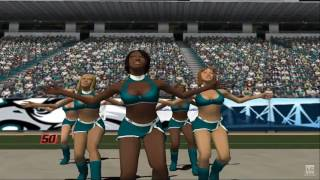 ESPN NFL 2K5 PS2 Gameplay HD