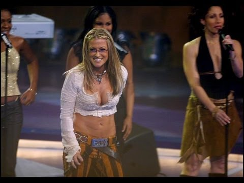 "Anastacia - ""Paid My Dues"" at Victoria Sport Awards 2001"