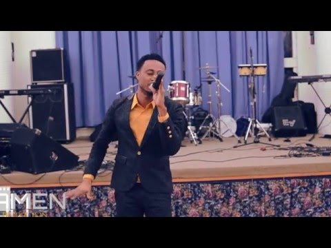 Prince Djecko, live performance in Maryland.Haitian Gospel