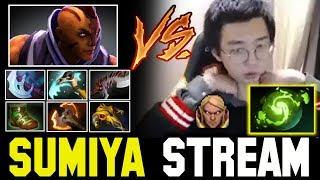 when SUMIYA vs Full Slotted Anti-Mage | Sumiya Invoker Stream Moment #432