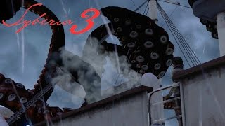 Syberia 3 Walkthrough Part 4: Sea Monster & Amusement Park Roller Coaster