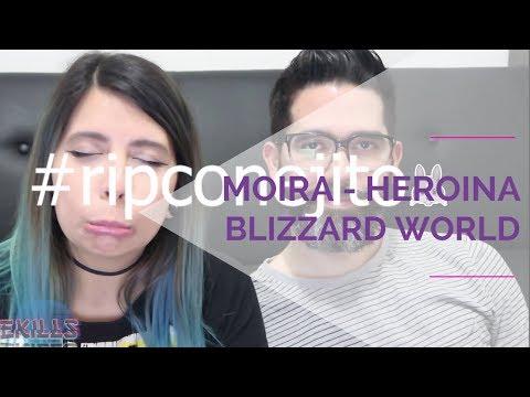 Moira y Blizzard World - Nueva heroína y mapa de Overwatch - Reacción y opinión