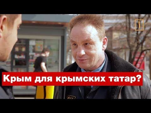 Вернуть крымским татарам