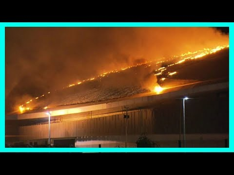 [Rio News] Fire damages velodrome at rio's olympic park | the rio times | brazil news