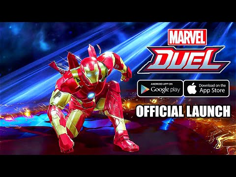 MARVEL Duel (NetEase) - Official Launch Gameplay (Android/IOS)