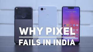 Google Needs to Rethink It's Pricing in INDIA for Pixel Phones