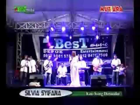 BEST MUSIC -kau asing dimataku - silvia syifana