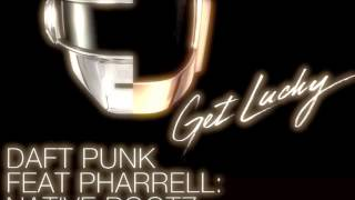Daft Punk feat Pharrell - Get Lucky (Cape Funk Cartel Straight Up Remix)