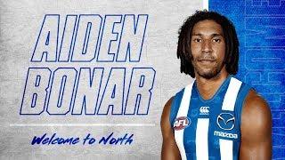 Aiden Bonar highlights (October 21, 2019)
