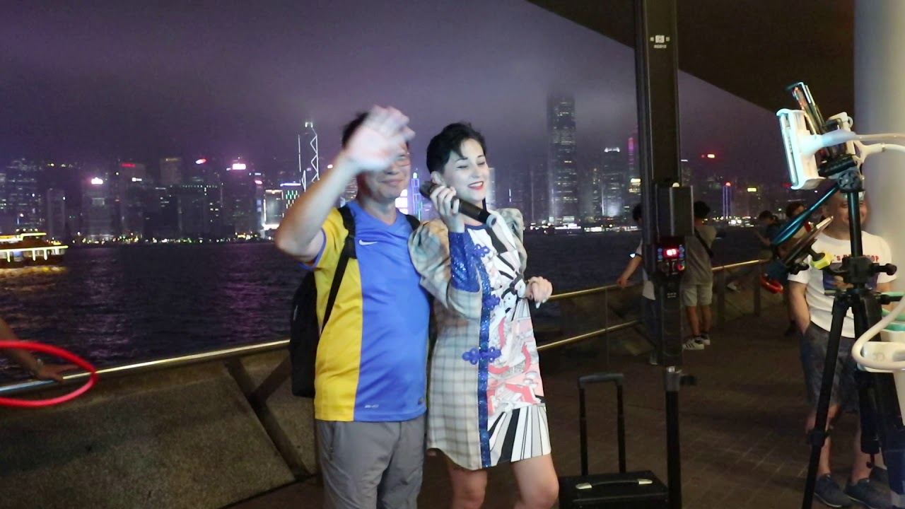 曾曾《後來》@ 尖沙咀文化中心維港演唱會 2019/06/12 - YouTube