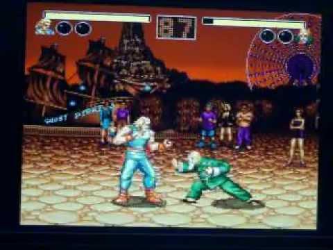 Fatal Fury 1 Random Matches 3 (Andy Bogard Vs Tung Fu Rue)