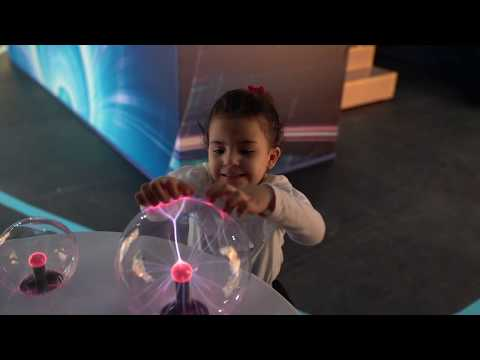 Baby goes science exploring in WAFI's Science Factory | Tia Daily