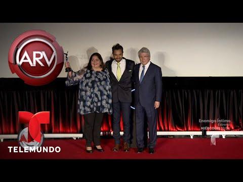 Eugenio Derbez sigue de cerca el caso de su robo  Al Rojo Vivo  Telemundo