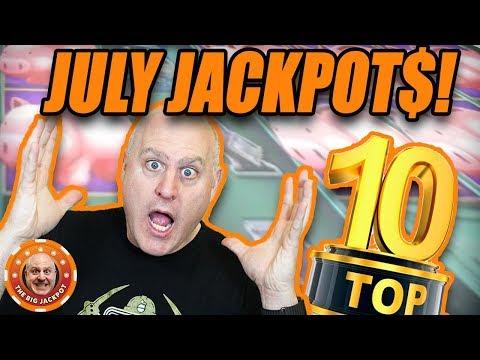 Top 10 BIGGEST JACKPOT COMPILATION ?July 2019 - 동영상