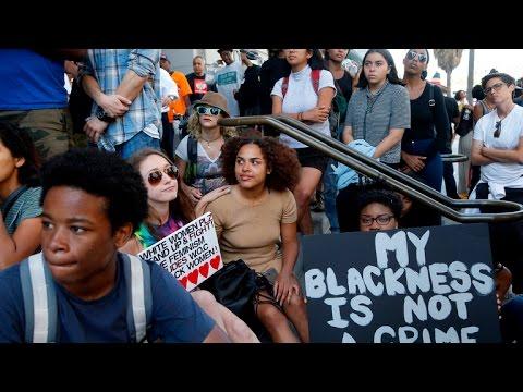Is Black Lives Matter racist?