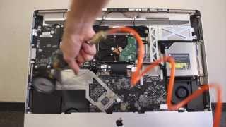 видео Если ваш iMac шумит