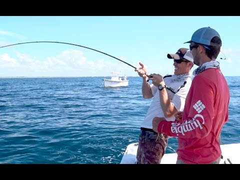 Bass Tackle Saltwater Challenge ft. BlacktipH