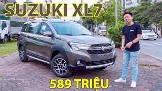 'Em trai' Suzuki XL7 của Ertiga đầy tiềm năng trong phân khúc GIÁ RẺ nhưng có ĐÁNG MUA?