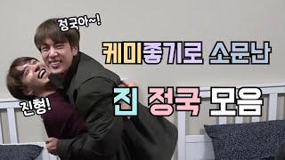 [방탄소년단/진/정국] 맏형 진과 막내 정국 케미모음