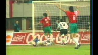1993 (April 14) Austria 3-Bulgaria 1 (World Cup Qualifier).avi YouTube Videos
