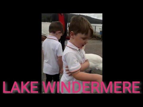 ACTIVITY 1 (Part 3) At  LAKE WINDERMERE UK