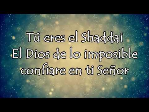 El Shaddai pista y letra